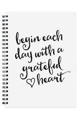 The Anastasia Co Begin Each Day With a Grateful Heart