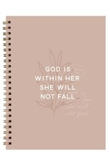 The Anastasia Co God is Within Her Journal