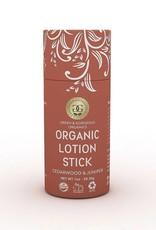Green and Gorgeous Organics Organic Lotion Stick