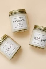 Sweet Water Decor Autumn Mini Soy Candle Set