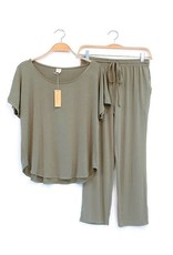 Studio Ko Clothing Bamboo Lounge Wear Set