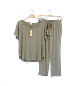 Studio Ko Clothing Bamboo Lounge Wear Set
