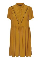 Vero Moda Vivian Gold Dress