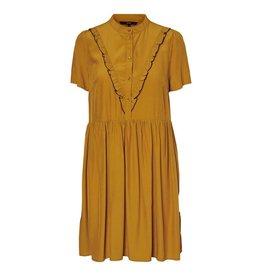 Vero Moda Vivian Gold Dress