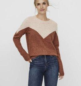 Vero Moda Plaza Colorblock Sweater