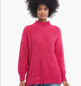 Able Rose Relaxed Sweater Tunic
