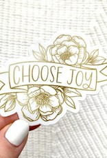 Elyse Breanne Design Choose Joy Sticker