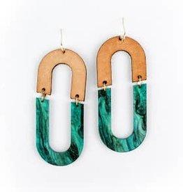 Freshwater Design Co. Horseshoe Bend Earrings