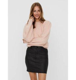 Vero Moda Sepia Rose Knit Pullover