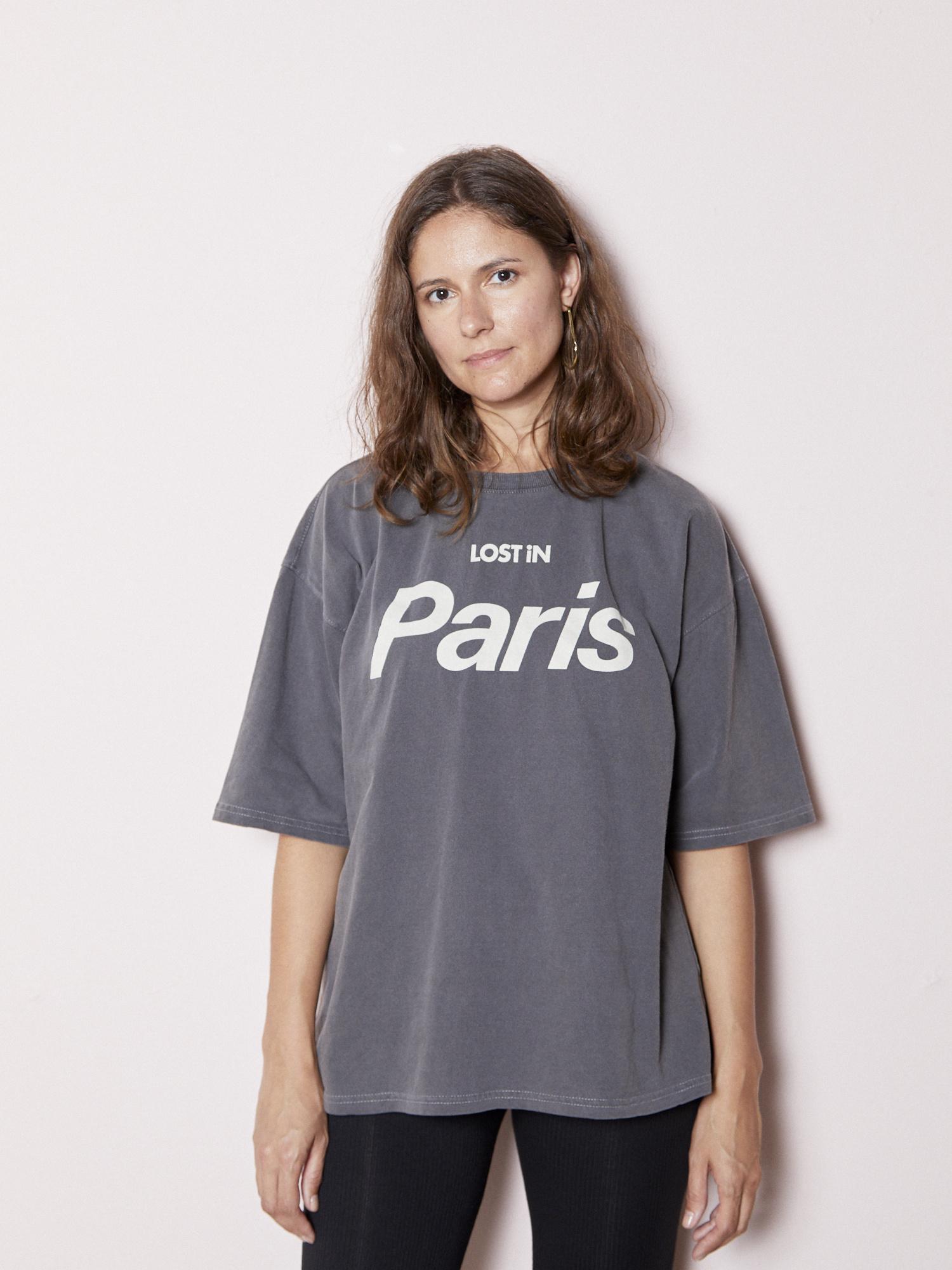 Love Yourself ( Tarrot) Paris Slogan T-Shirt