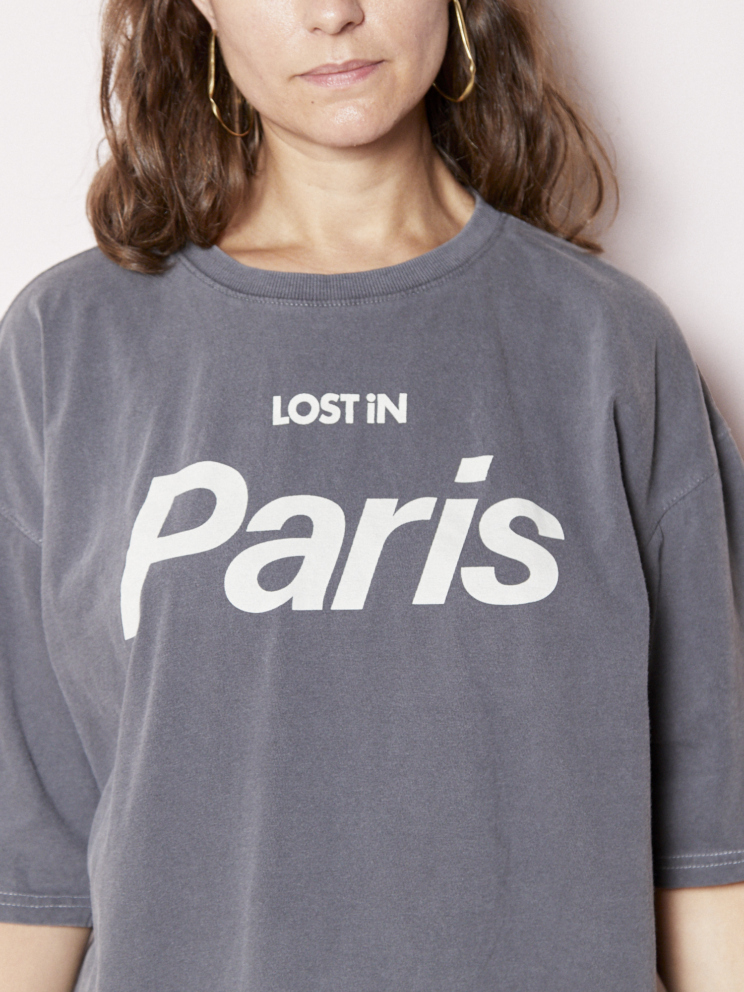 Love Yourself ( Tarrot) Paris Slogan T-Shirt