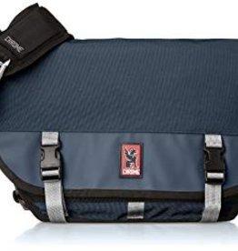 Chrome Bag - Chrome Mini Metro Glacier Blue Brown Trim Heritage Series