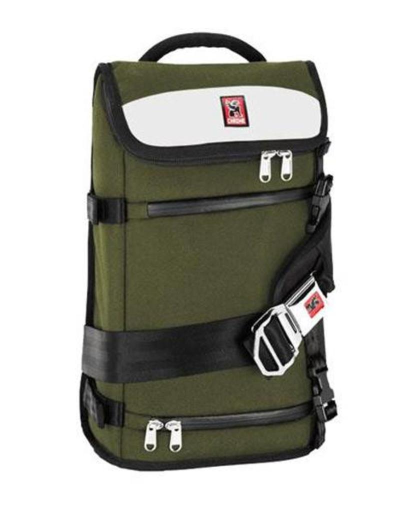 Chrome Bag - Chrome Niko Messenger Olive Green Small Camera
