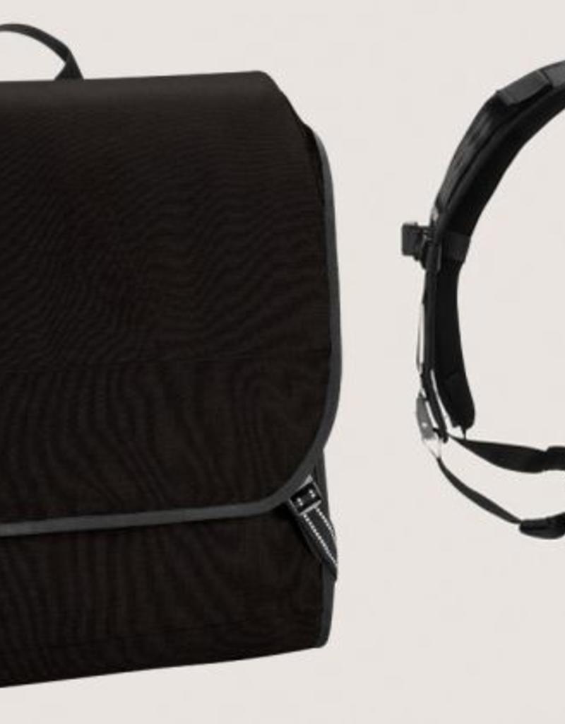 Chrome Bag - Chrome Sherman Track Backpack Black/Red Race Bag Wheel Bag