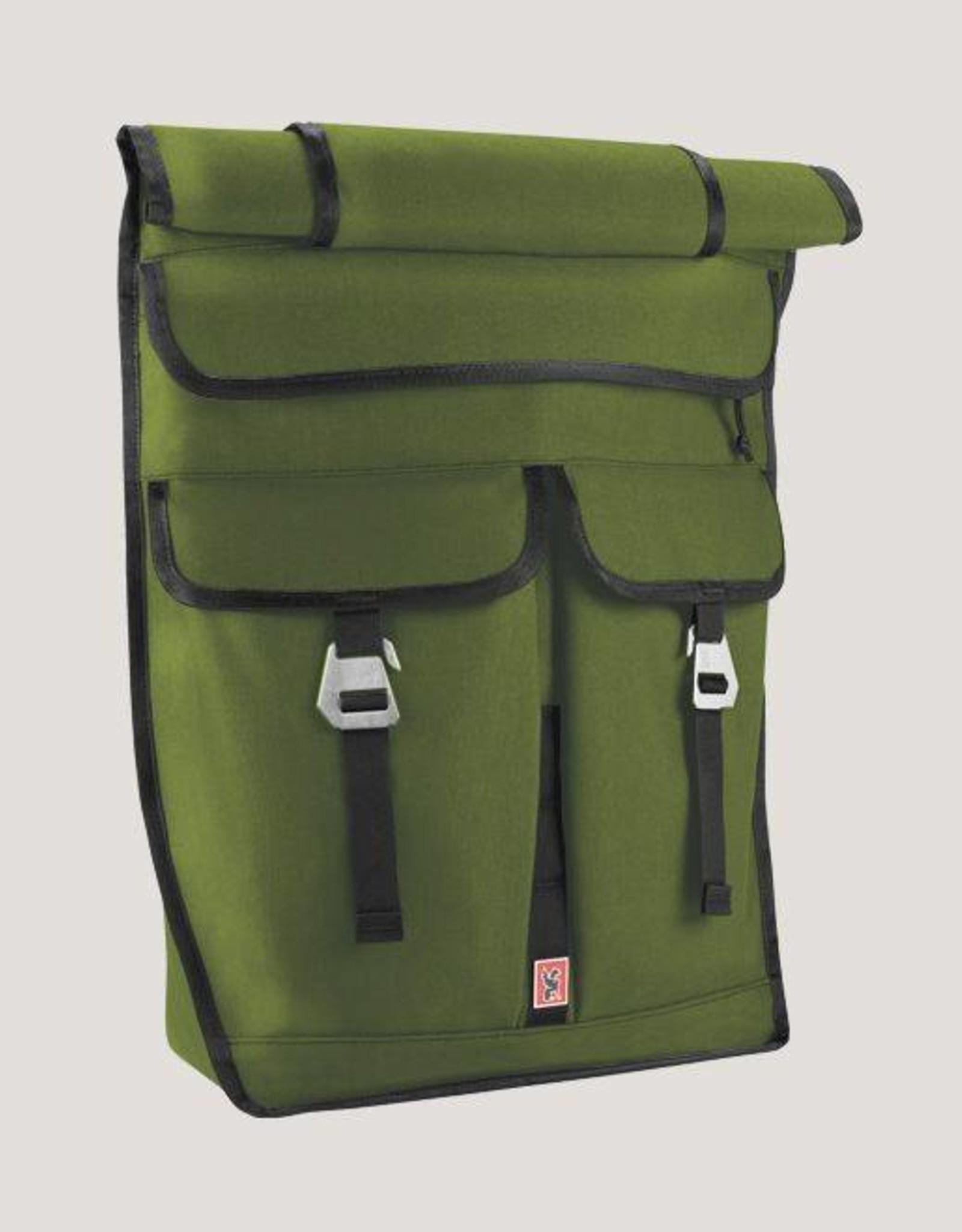 Chrome Bag - Chrome Orlov Olive Green Backpack Rolltop