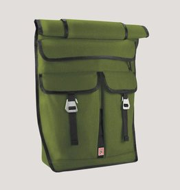 Chrome Bag - Chrome Orlov Olive Green Backpack Rolltop