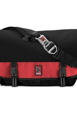Chrome Bag - Chrome Citizen Messenger Black/Red