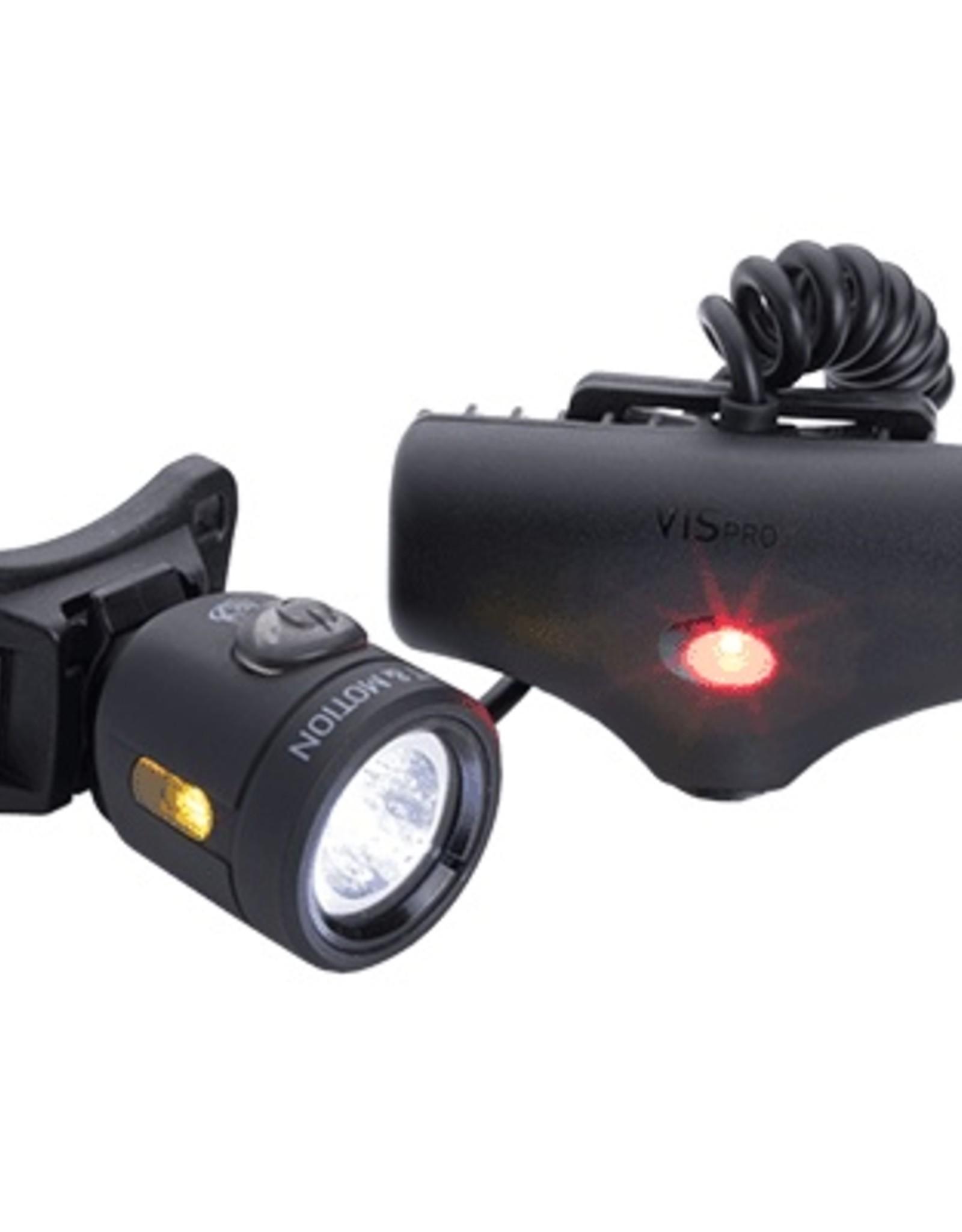 Light - Helmet Light - Light and Motion Vis Pro 600 Lumens