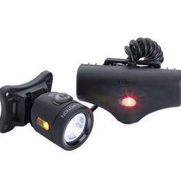 Light - Helmet Light - Light and Motion Vis Pro 600 Lumens