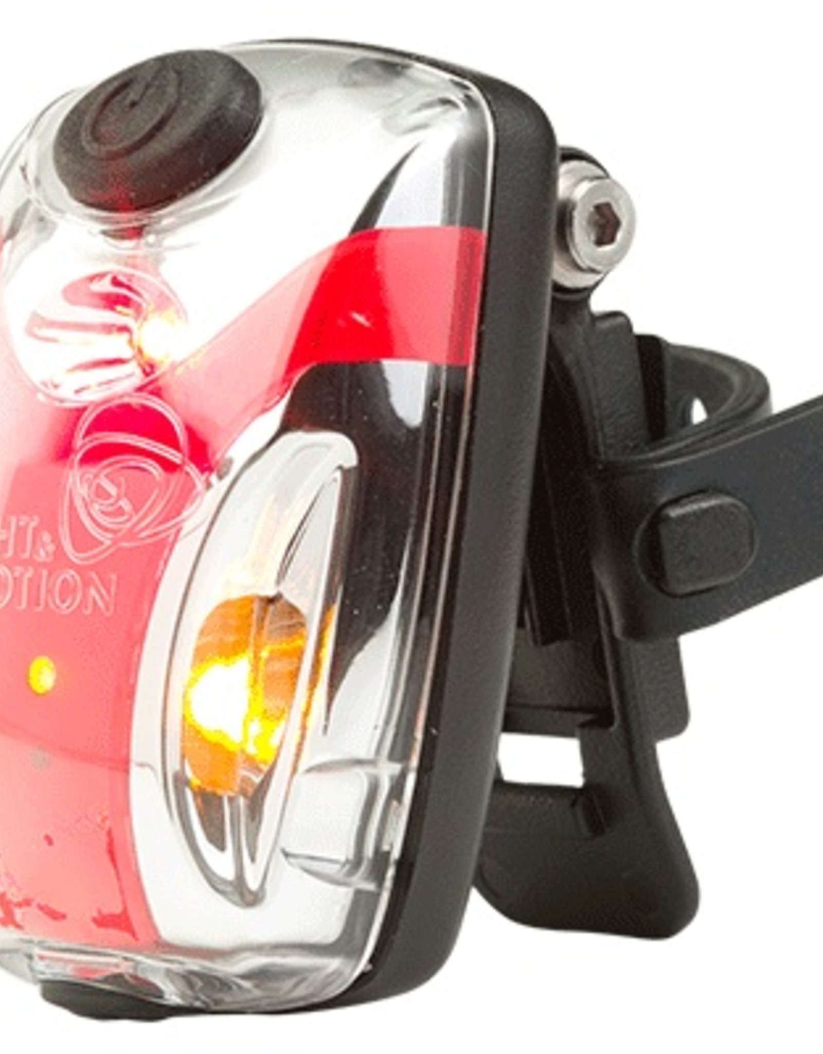 Light & Motion Light - Rear - Light and Motion Vis Micro II