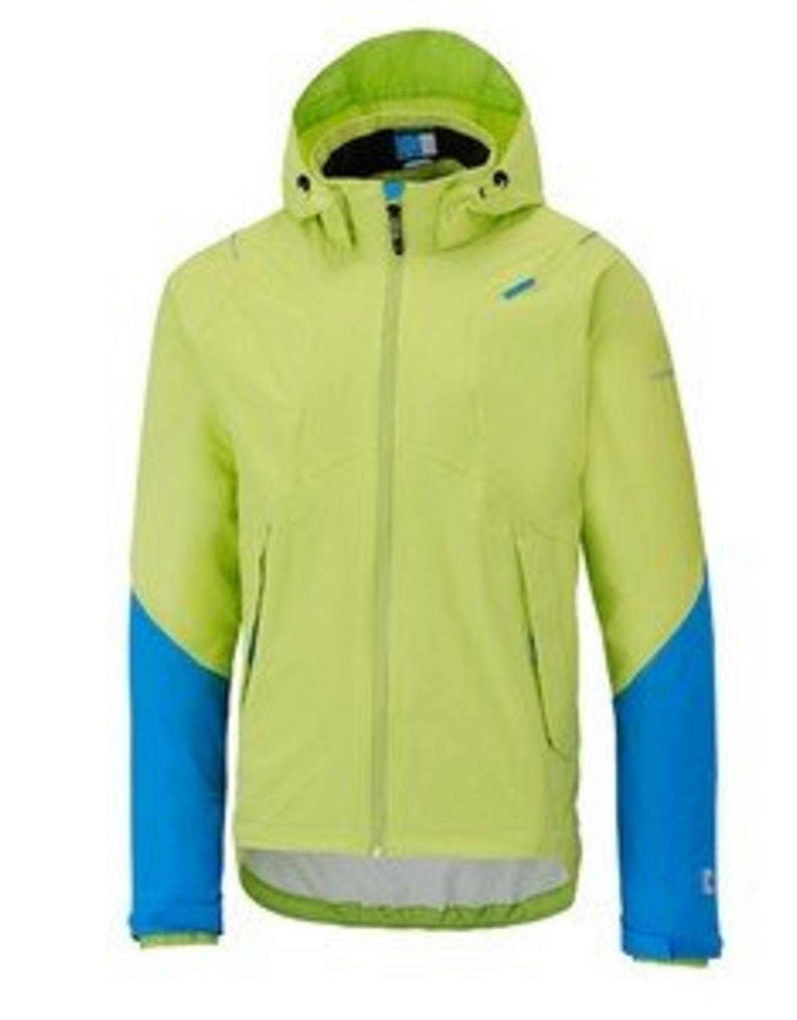 Jacket - Shimano Storm Blue Green