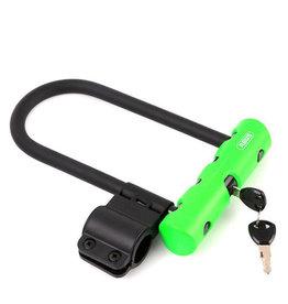 "Abus U-Lock - Ultra 410 (9"") Green"