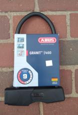 """Abus Granit 460 U-Lock, 9""""x12mm"""