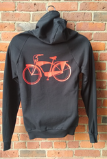 Hoodie - I Bike Boston