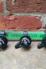 I Bike Boston Custom Brass Duet Black Bell