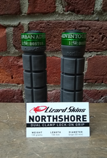 Lizard Skins Grips - Lizard Skins Northshore with UA Lockrings