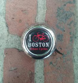 I Bike Boston Chrome/Black (Big Size)