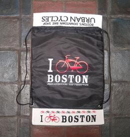 Accessory - I Bike Boston Cinch Bag