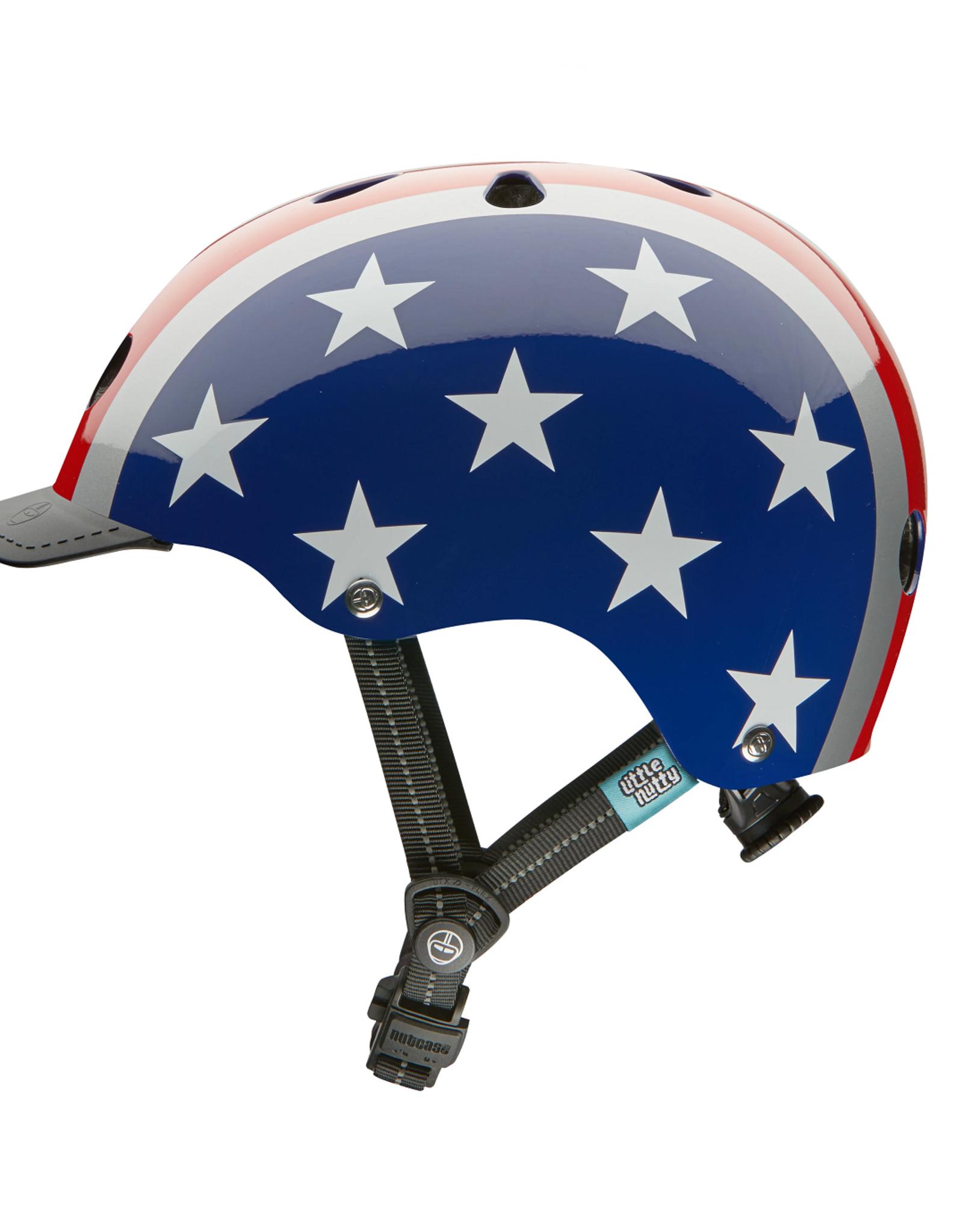 Nutcase Helmet - Nutcase Little Nutty Stars & Stripes