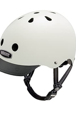 Nutcase Helmet - Nutcase Cream White Street M