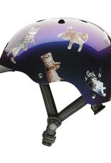 Nutcase Helmet - Nutcase Space Cats