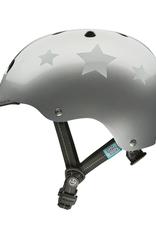 Nutcase Helmet - Nutcase Little Nutty Silver Fly