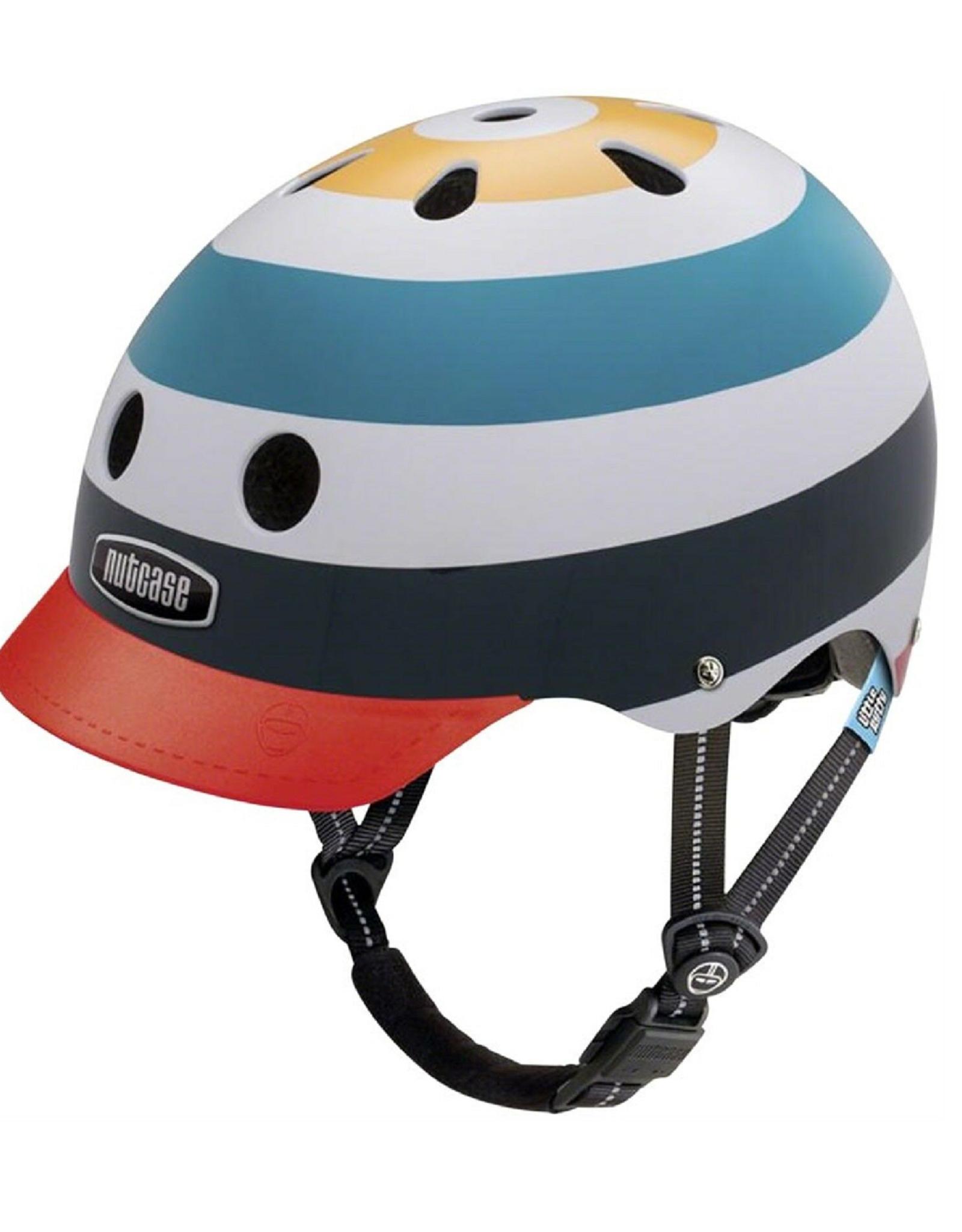 Nutcase Helmet - Nutcase Little Nutty Radio Wave Street