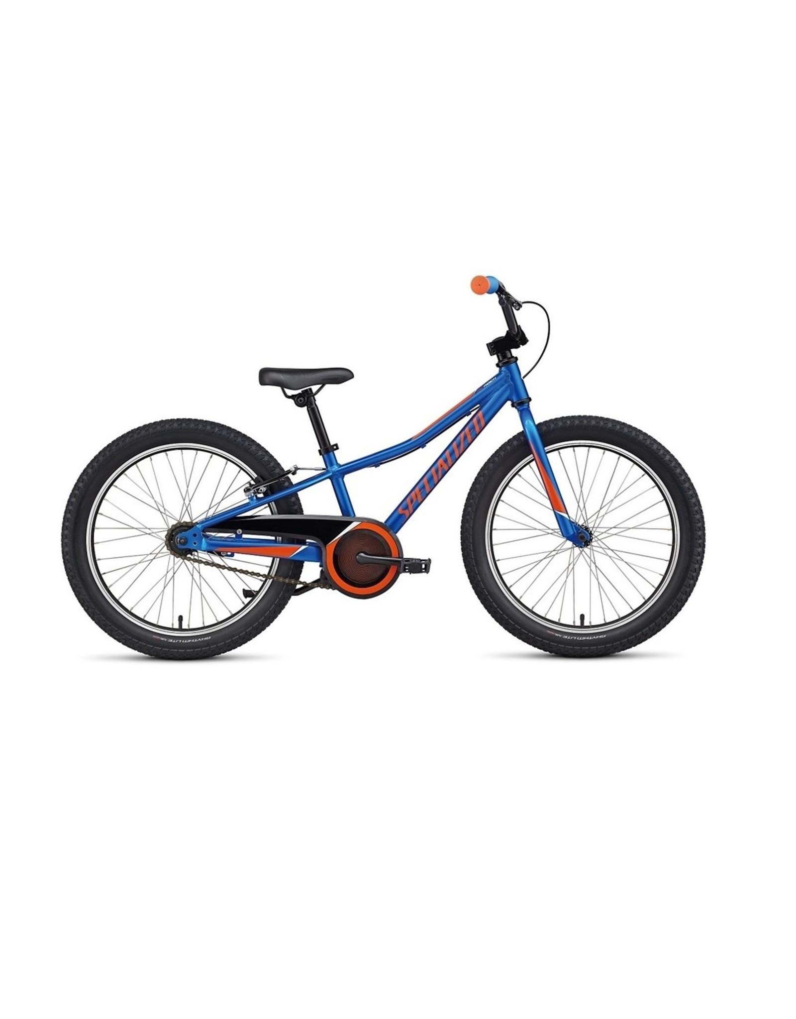 "Specialized Specialized Riprock Coaster 20"" Royal Blue / Orange Bicycle"