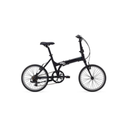 Giant ExpressWay 1 Dark Grey/Silver Folding Bicycle
