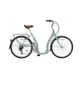 Biria Biria Easy Boarding 7-Speed Aqua Green 40cm Bicycle