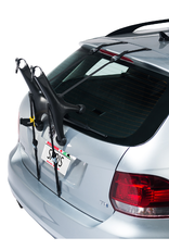 Saris Car Rack - Saris 101 Solo 1-Bike Trunk Rack Grey
