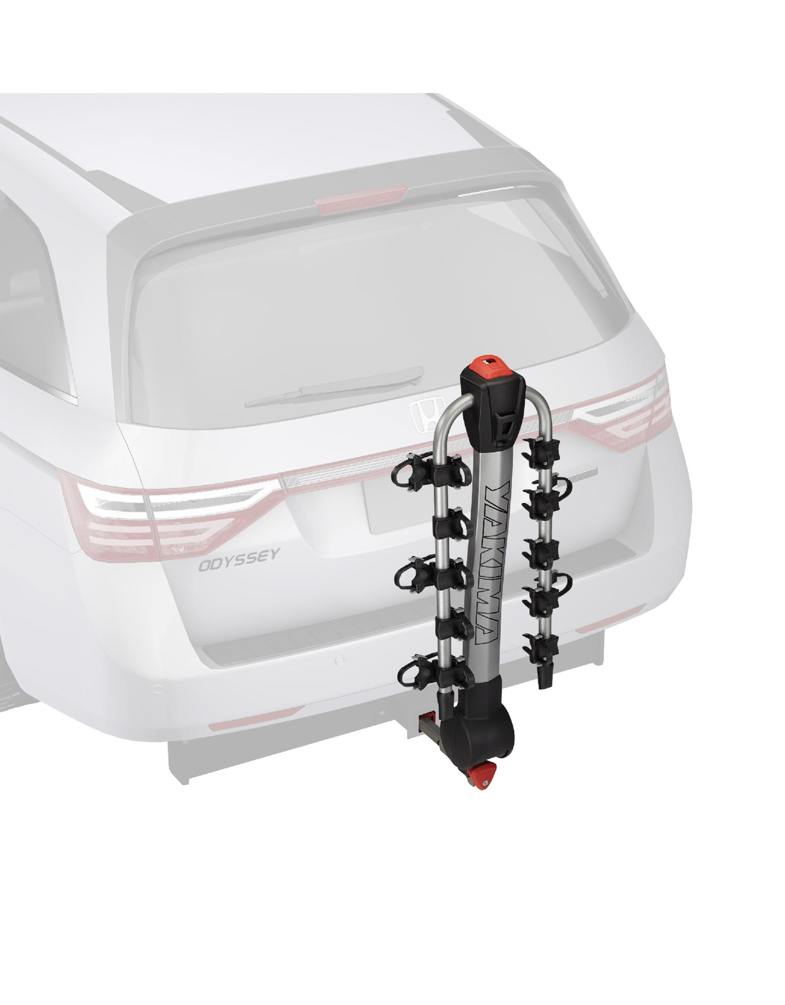 Car Rack - Ridgeback Universal Hitch 5