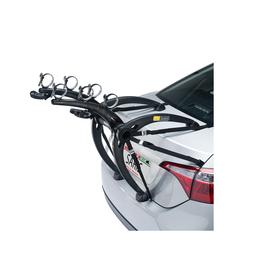 Saris Car Rack - Saris Bones Trunk Rack: 3 Bike, Black
