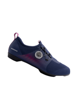Shimano SH-IC500 Bicycle Shoes SPD Purple