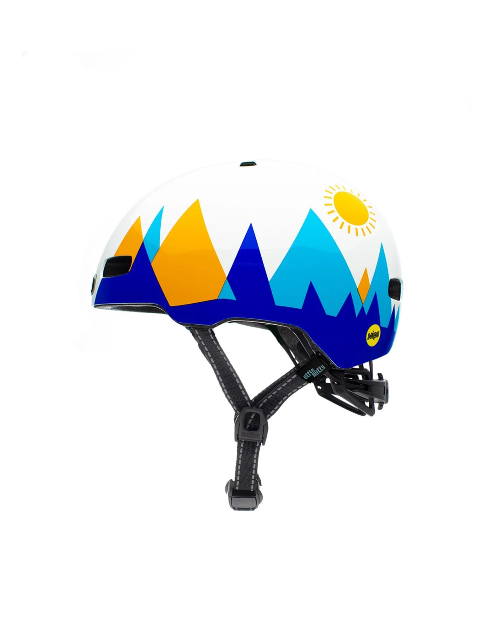 Nutcase Helmet - Nutcase Little Nutty MIPS Mtn Calling