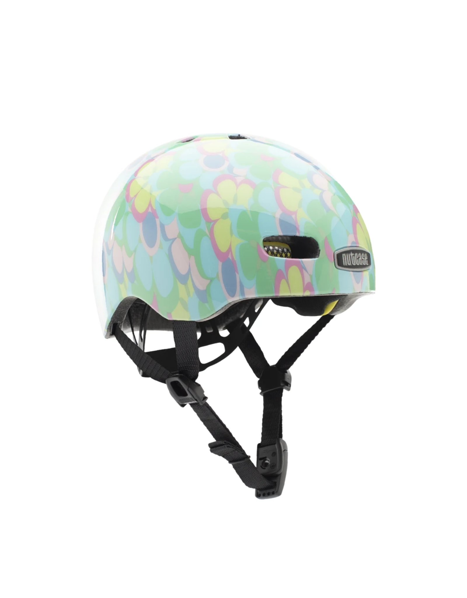 Nutcase Helmet - Nutcase Baby Nutty MIPS Petal to Metal XXS