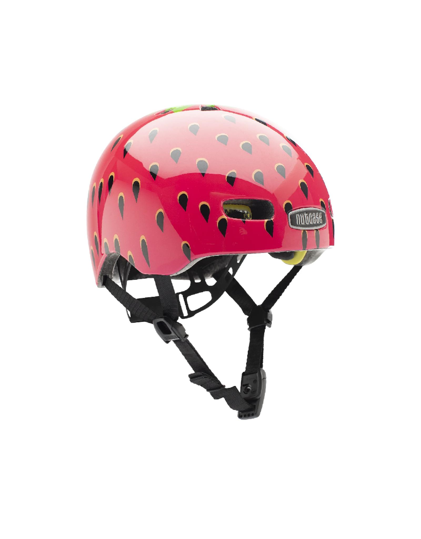 Nutcase Helmet - Nutcase Baby Nutty MIPS Very Berry XXS