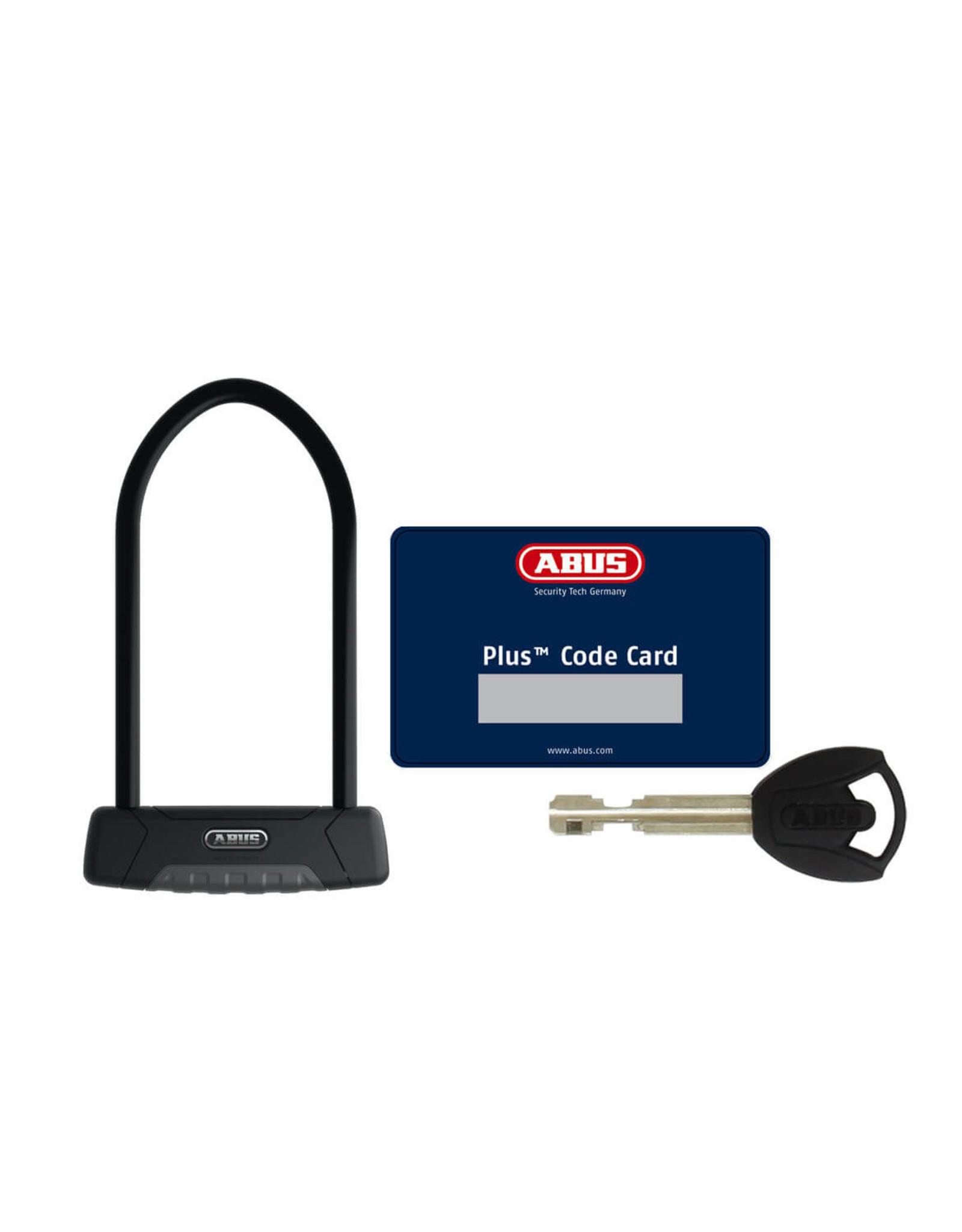 Abus Lock - Abus Granit Plus 470 - 9 inch U Lock