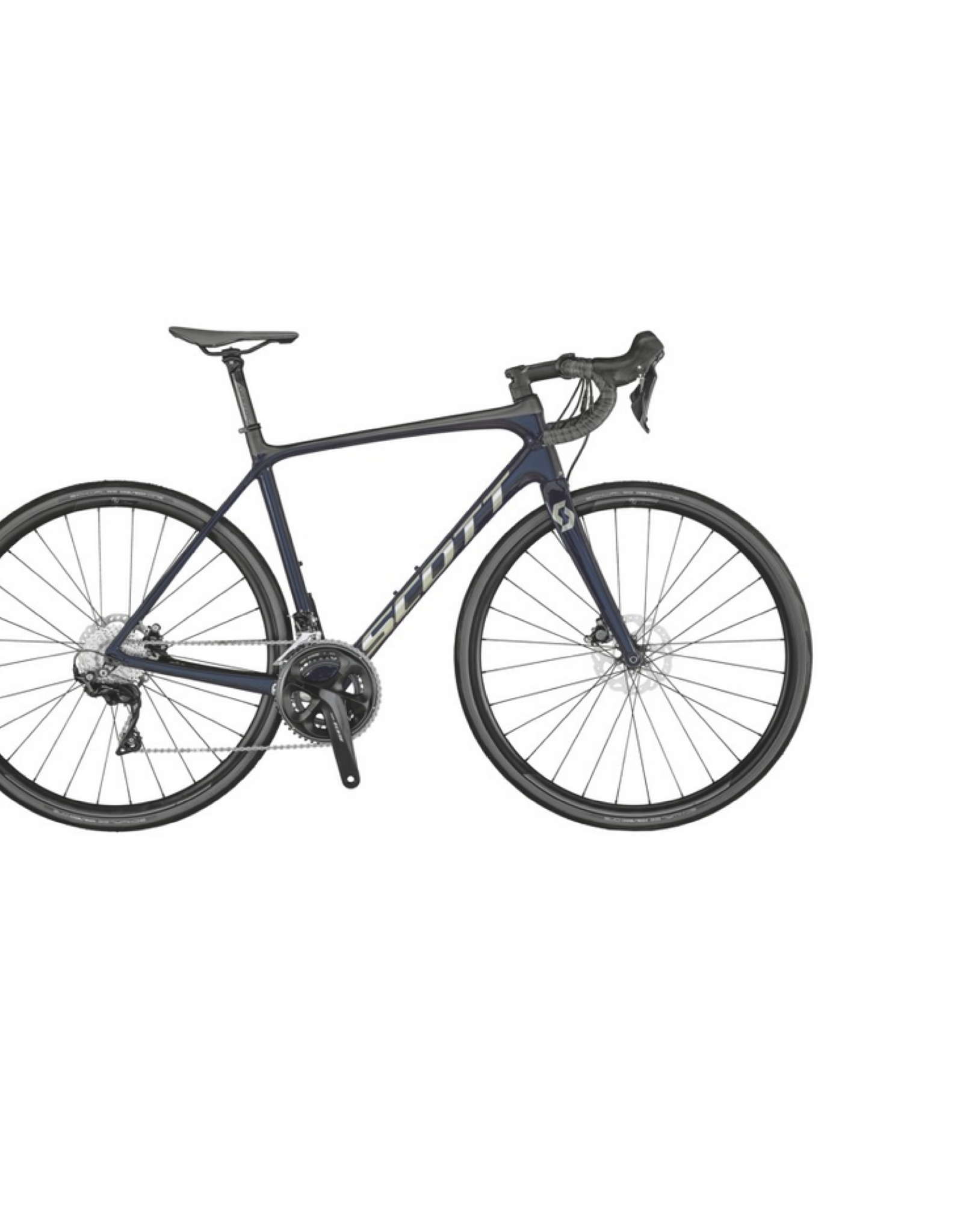 SCOTT BICYCLES Addict 20 Disc 2021 Bicycle