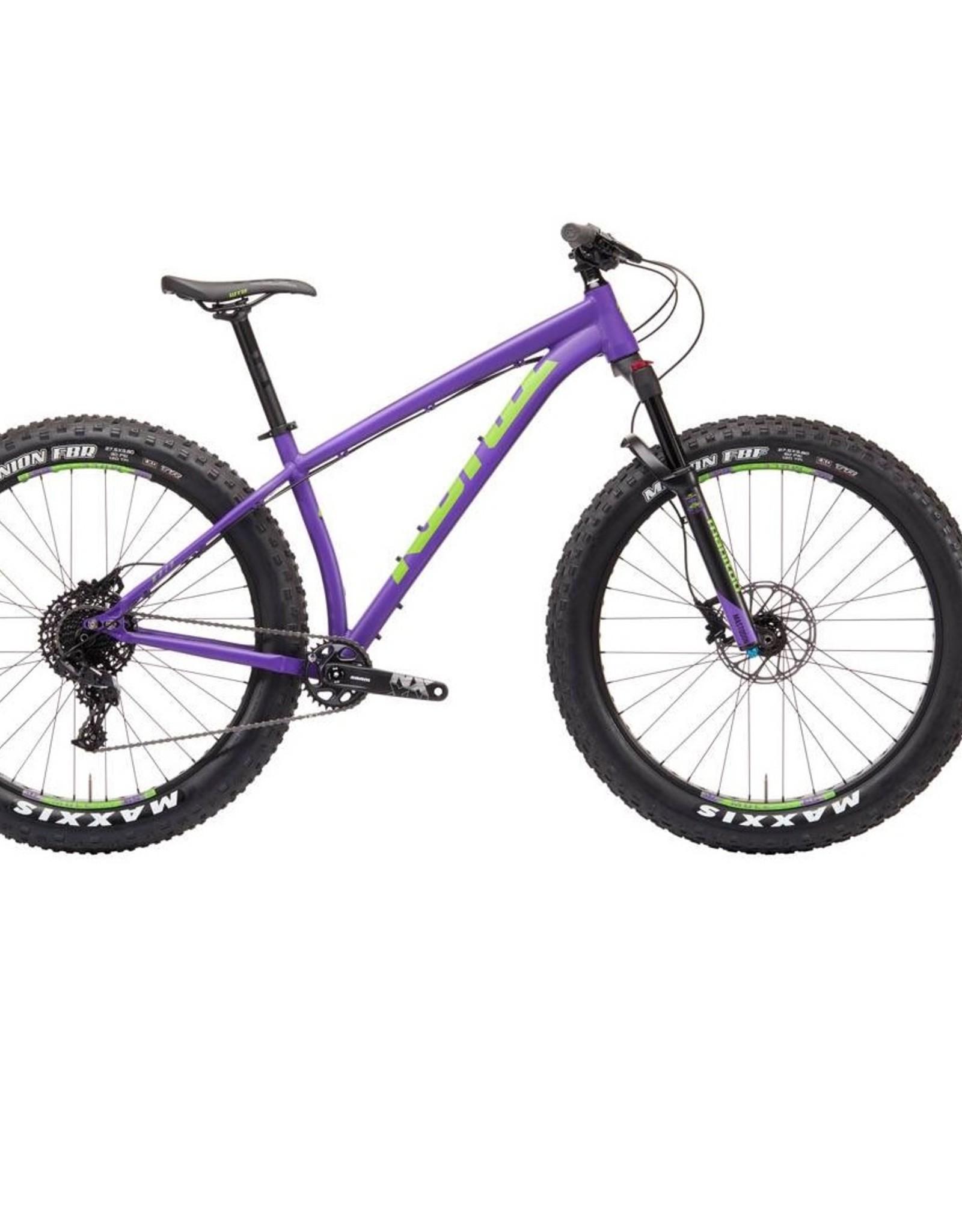 KONA Kona WoZo 2019 Purple M Bicycle